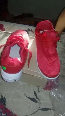 Zapatillas tela deportiva