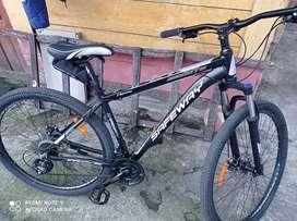 Vendo linda bicicleta mount ain bike