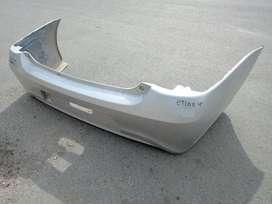 Paragolpe Trasero Toyota Etios 4p