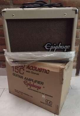 Amplificador para guitarra Epiphone 15w