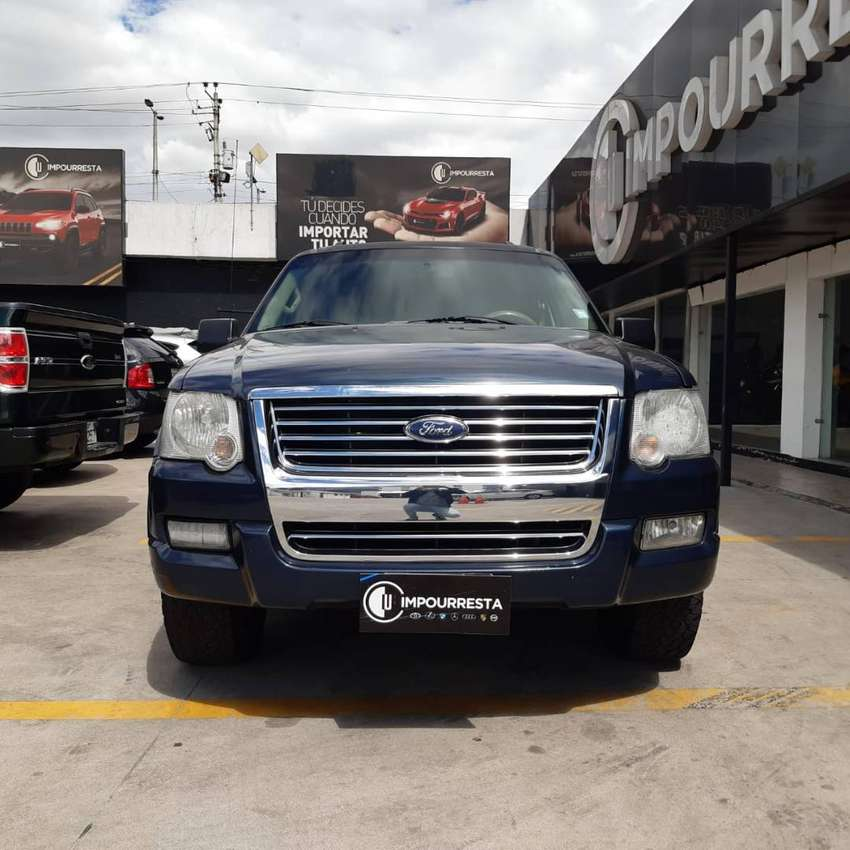 FORD EXPLORER AÑO 2007 0