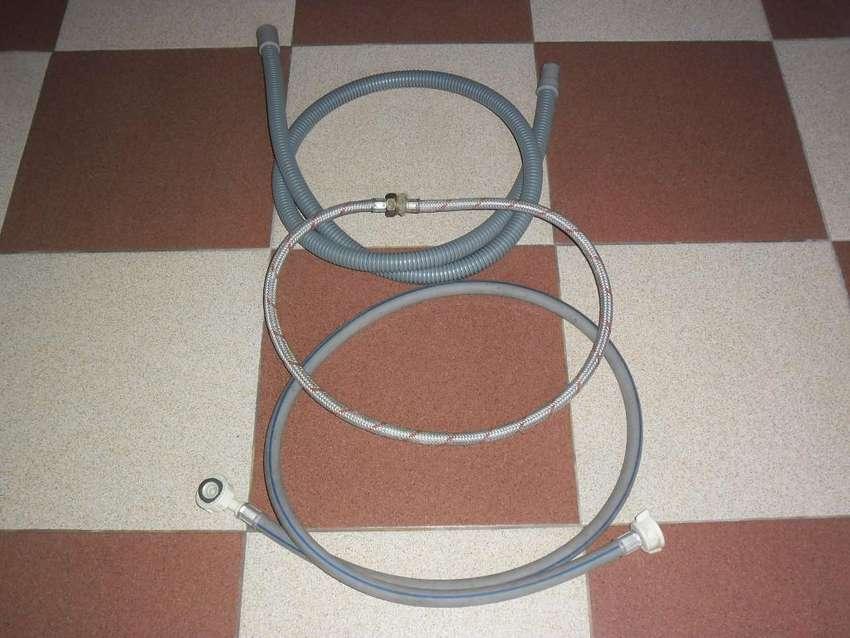 Manguera universal carga de agua para lavarropas 0