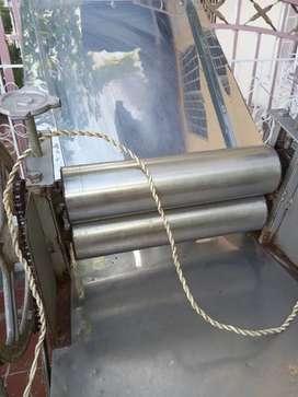 Cilindradora de masa