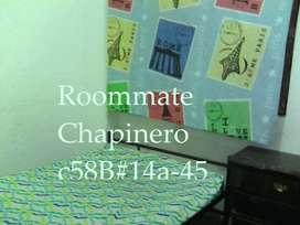 Roommate en Chapinero Bogotá