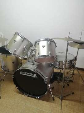 Batería percusión