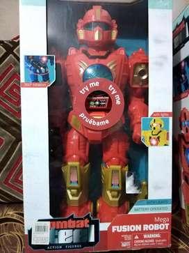 """Vendo """"MEGA FUSION ROBOTS"""" Nuevos"""