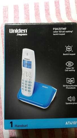 Telefono Inalambrico Uniden Japones .