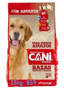 Cani Adulto 25kg