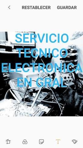 Servicio Tecnico Service Reparador Elect