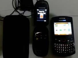 Samsung Omnia teclado Qwerty y tb sapito resistente incluye accesorios