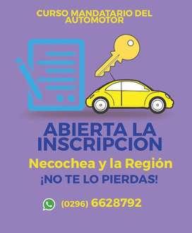 NECOCHEA y LA REGION Gestoria Automotor