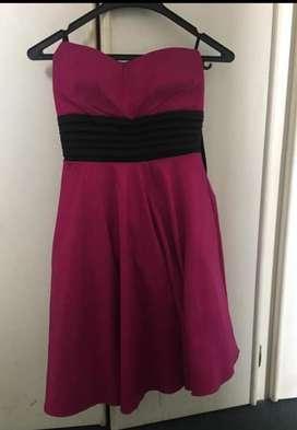 Vestido Color Rosado