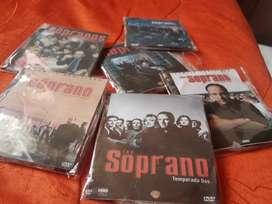 Vendo serie completa Los Soprano