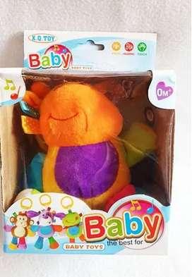 Juguete Para Bebe Musical Para Ver Oir Tocar Hipopotamo