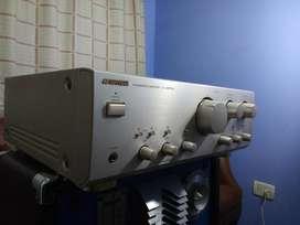 Amplificador Sansui AU Alpha 607XR