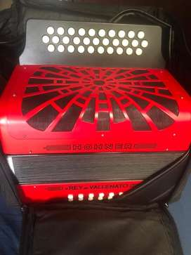 Vendo Acordeon 5 Letras