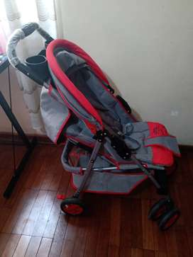 Vendo coche Baby Harvest
