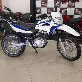 MOTO HONDA NUEVA XR150L 0 km 2022