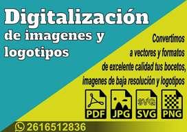 Diseño y digitalización