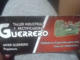 Mecanicos industrial servicio de torno