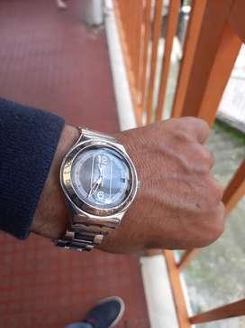 Vendo reloj  swatch  original  espero inoxidable