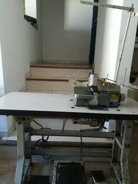 Venta de maquinas de coser industriales
