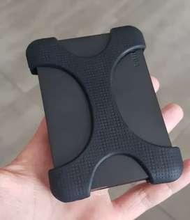 Protectores en goma discos duros externos