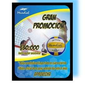 Se venden balones voleibol segunda mano  La Hondonada