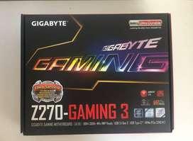 Motherboard Gigabyte Z270