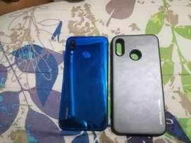 Vendo celular p20 lite doy forro y cargado tiene un problema en el sonido toca mandarlo a conectar vale 10 mil pesos