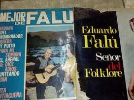 Discos de Vinilos Eduardo Falu