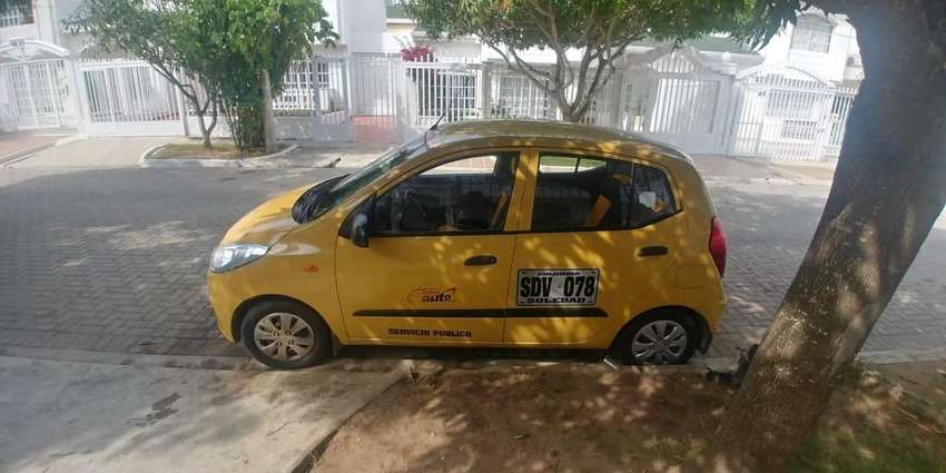 Taxi I10 2016  Negociable 0