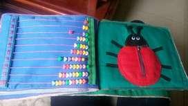 Libros sensoriales y de texturas