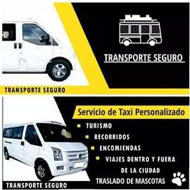 Turismo - Recorridos - Fletes