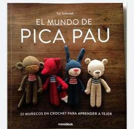 Pdf Libro El Mundo de Pica Pau