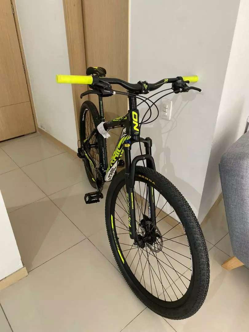 Bicicleta Rin 29 Aluminio Todo Shimano 0