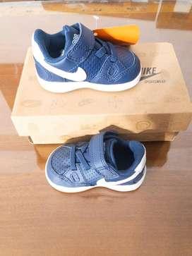 Zapatillas Bebe Azul