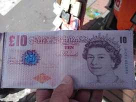 Billeteras exclusivas en banner billetes de otros paises y nacionales