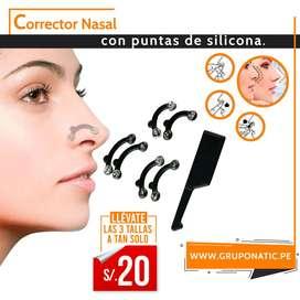 Corrector Nasal Nariz X6 Extractor Gruponatic San Miguel