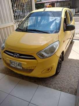 Taxi Hyandai i10