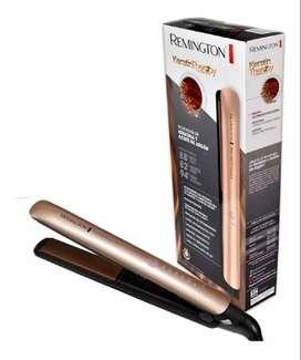 Gratis Envio Plancha Original Remington Keratina y Argan Cerámica