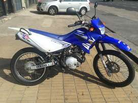 yamaha xtz 125 2013
