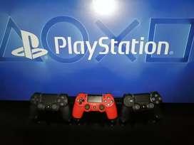 Controles y accesorios play 4