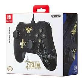 Control Switch Nuevo Zelda Breath Of The Wild