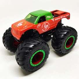 Hot Wheels - Monster Trucks - FASTA FOODIE - SRIRACHA