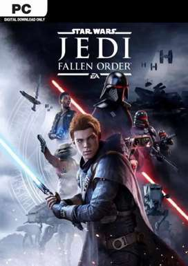 Star wars Jedi fallen orden .Pc.
