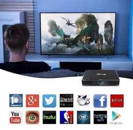Tv Box X96H