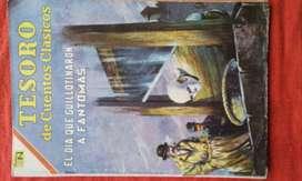 Revista antigua de FANTOMAS # 123