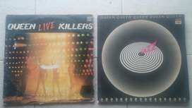 2 Discos de Queen