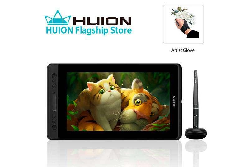 Monitor Tableta Grafica - HUION KAMVAS PRO 12 / Hdmi / desde... 0